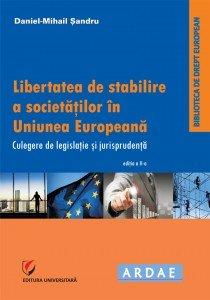 Sandru, libertatea-de-stabilire UE